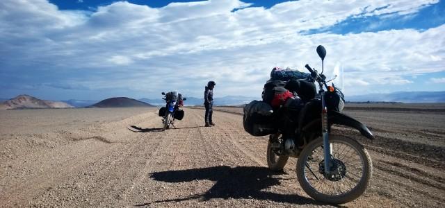 La Vuelta en Moto de Mariano Albornoz