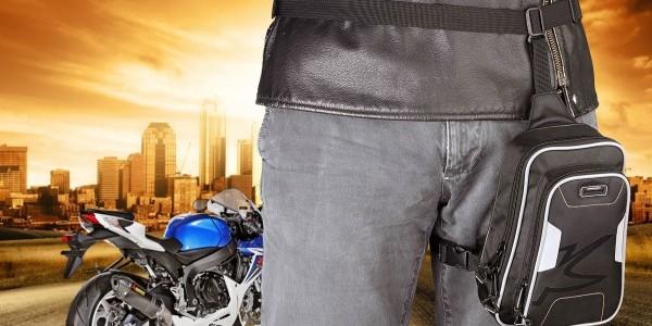 Bolsa de pierna para moto Kappa LH209