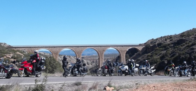 I Moto Albentosa (Teruel)