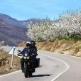 Ruta en moto por el Valle del Jerte