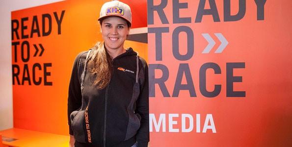 Laia Sanz disputa en Jerez su primer GP internacional