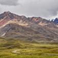 La Cordillera Blanca, en moto