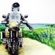 Viajeros Ilustrados - Springtime