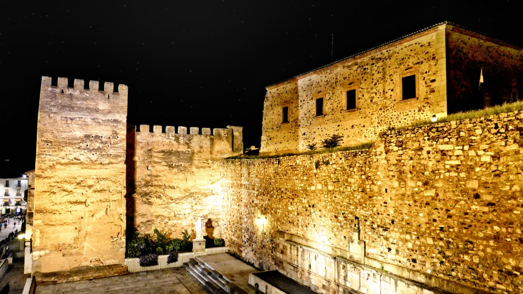 Cáceres, una ciudad Patrimonio de la Humanidad.