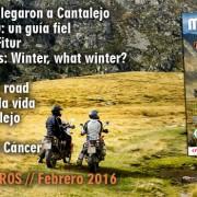 Nº 16 Motoviajeros // Febrero 2016