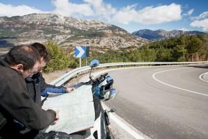 Moturisme: el Pirineo y las Tierras de Lleida en Moto