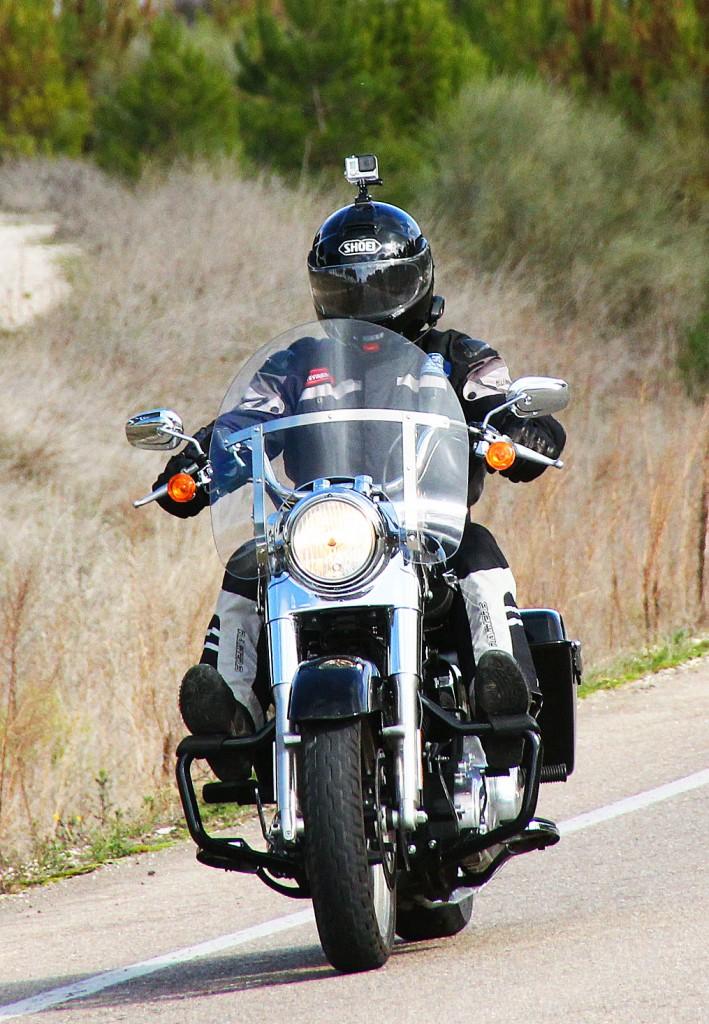 Ruta en Harley por Ávila, Segovia y Valladolid