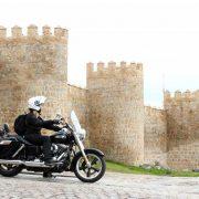 Ruta en Harley: De leyenda