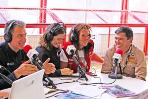 MotoMadrid: entrevista a Gustavo Cuervo y Alicia Sornosa