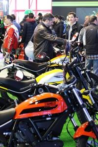 MotoMadrid: Stand Ducati