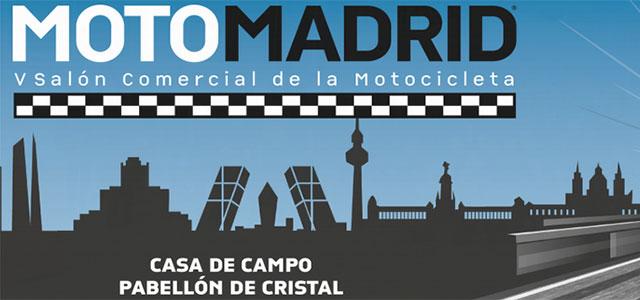 Arranca MotoMadrid 2016