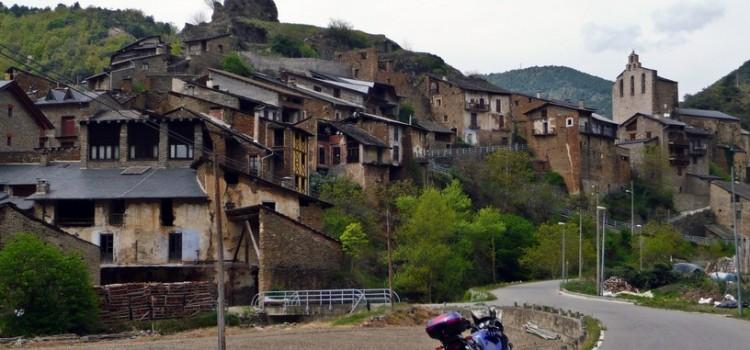 Cataluña despoblada