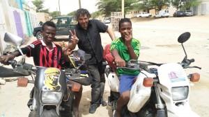 Un paseo hasta Gambia