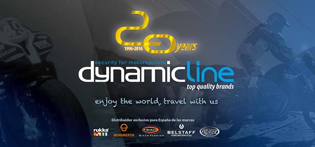 Dynamic Line cumple 20 años