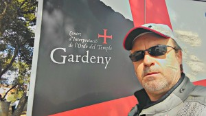 CENTRO INTERPRETACION ORDEN DEL TEMPLE GARDENY