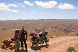 Amazigh, en moto hasta el desierto
