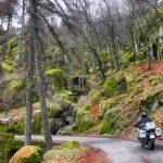 Ruta por Serra da Estrela, Portugal