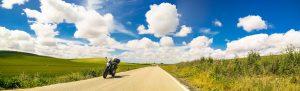 Cádiz en moto: por el litoral gaditano.