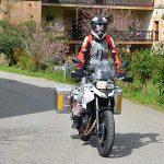 Gijón-India, el viaje soñado de Elsi Rider
