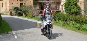 Por Europa y Asia con Shad: Elsi Rider