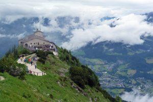 """El Tirol y el """"9"""" Alpino: el """"nido del Águila"""""""