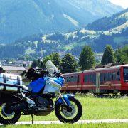 """El Tirol y el """"9"""" alpino en moto (I)"""