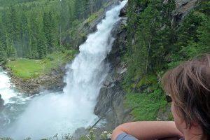 """El Tirol y el """"9"""" Alpino: cascadas Krimml"""