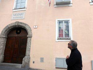 """El Tirol y el """"9"""" Alpino: Casa de Mozart"""