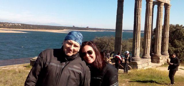 Superando el cáncer en moto: rumbo a Cabo Norte