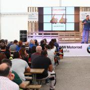 Los BMW Motorrad Days se mudan a Sabiñánigo