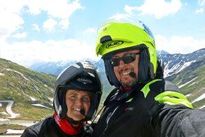 """El Tirol y el """"9"""" Alpino: Manel e Isabel"""