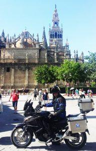 Vía de la Plata: Sevilla.