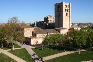 Vía de la Plata: Catedral de Zamora.