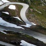 """El Tirol y el """"9"""" alpino en moto (y II)"""