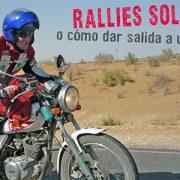 Rallies solidarios… o cómo dar salida a una moto vieja