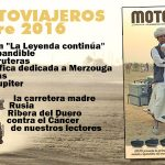 Nº 26 Motoviajeros // Diciembre 2016