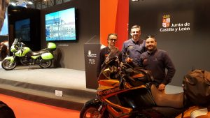 Fitur 2017: el equipo de I Bike Spain