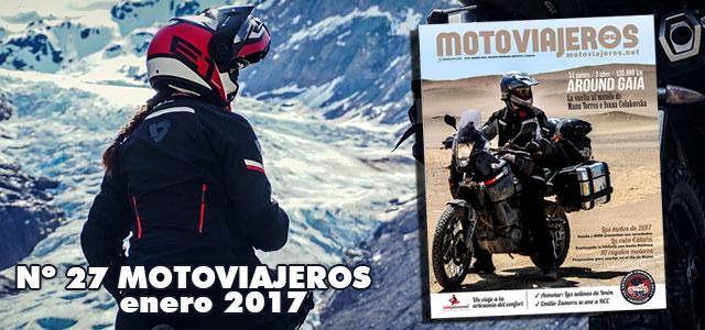 Nº 27 Motoviajeros // Enero 2017