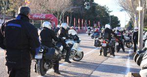 Motos procedentes de toda España se dieron cita en La Leyenda Continúa.