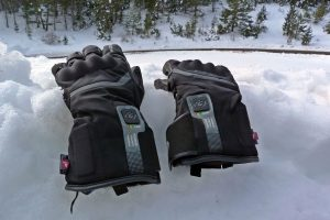 Garibaldi TCS Heating Glove.