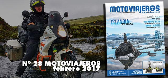 Nº 28 Motoviajeros // Febrero 2017