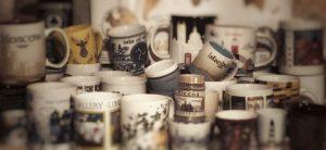 McBauman: Las tazas de los viajes
