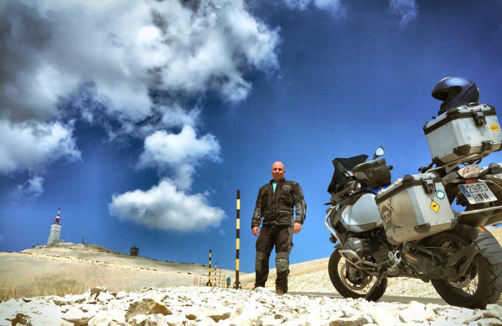 Mc y el Mont Ventoux
