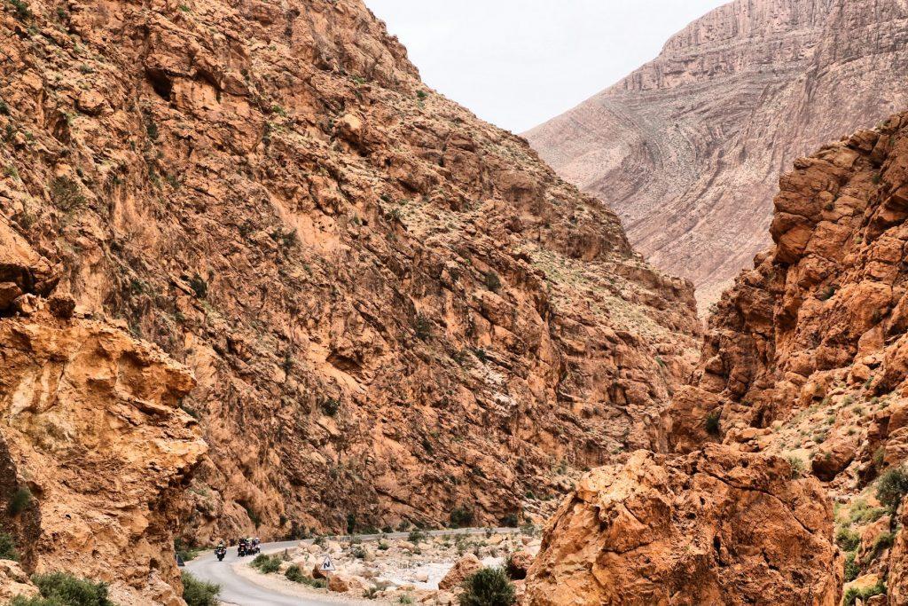 Roadventure Morocco Tour: gargantas del Todra