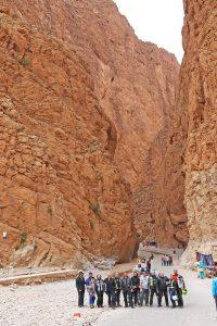 Roadventure Morocco Tour: garganta del Todra