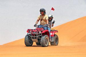 Roadventure Morocco Tour: en quad por Erg Chebbi
