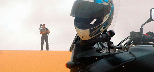 Roberto Naveiras: 100 programas de Viajo en Moto