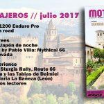 Nº 33 Motoviajeros // Julio 2017