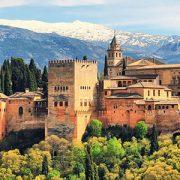 Granada y Sierra Nevada en moto
