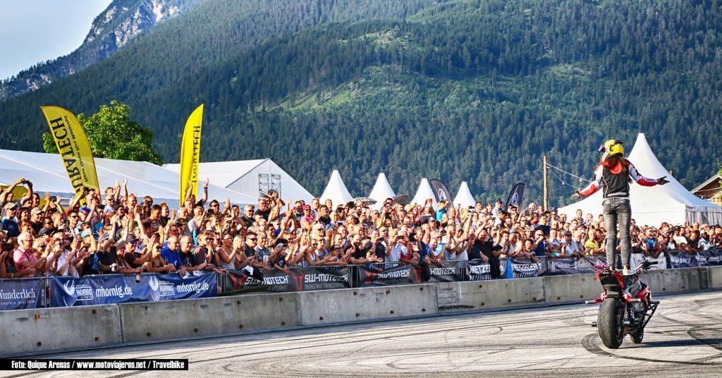 Garmisch BMW Motorrad Days 2017